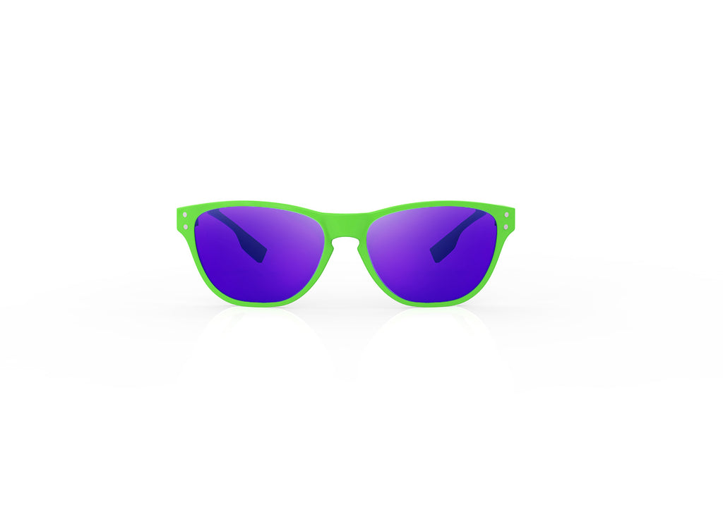 Green (Purple Lens)