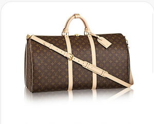 LV Keepall Bandouliere Bag