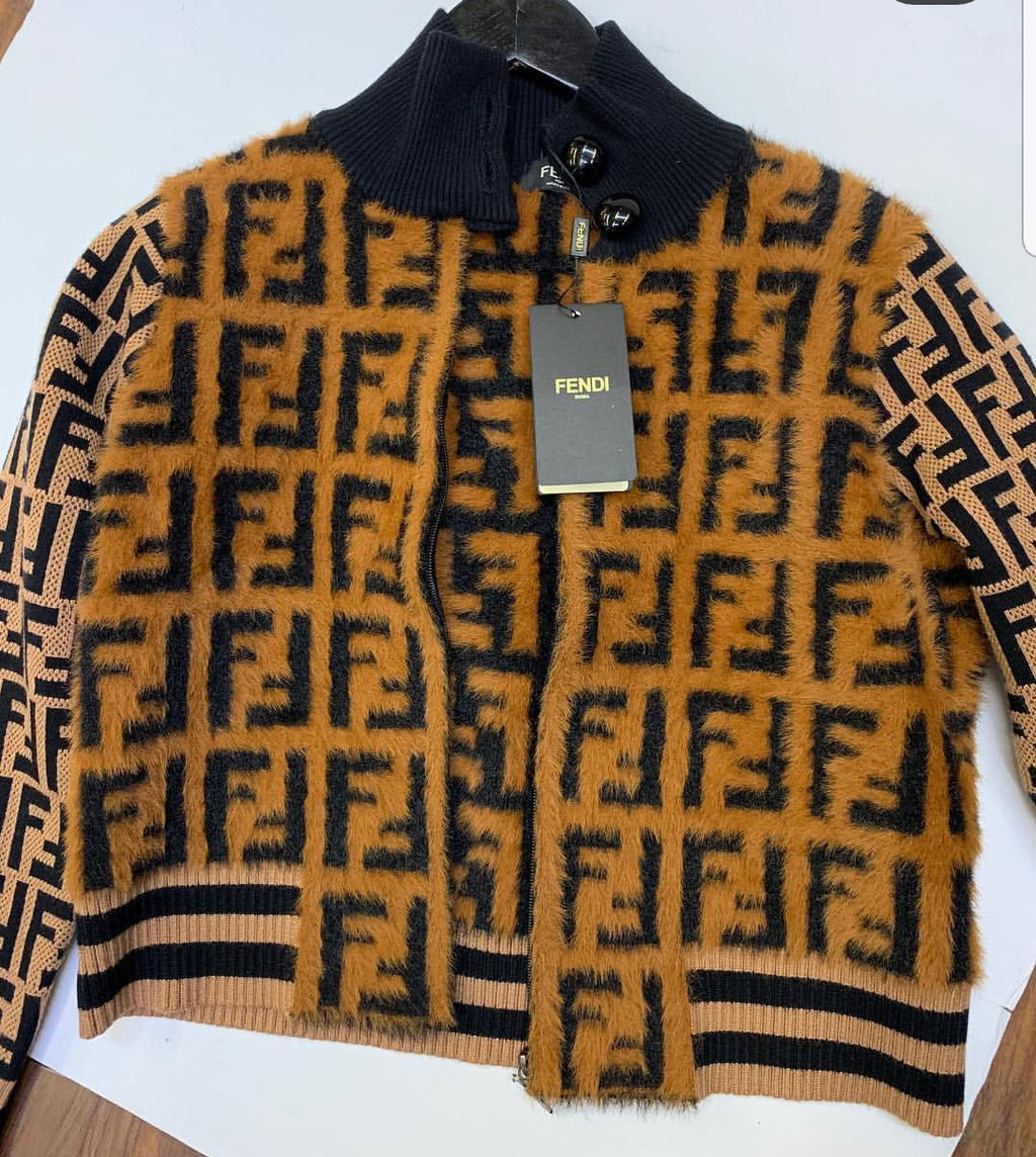 FF Sweater Jacket