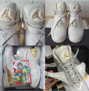 Jordan Retro 8 Trophy Edition