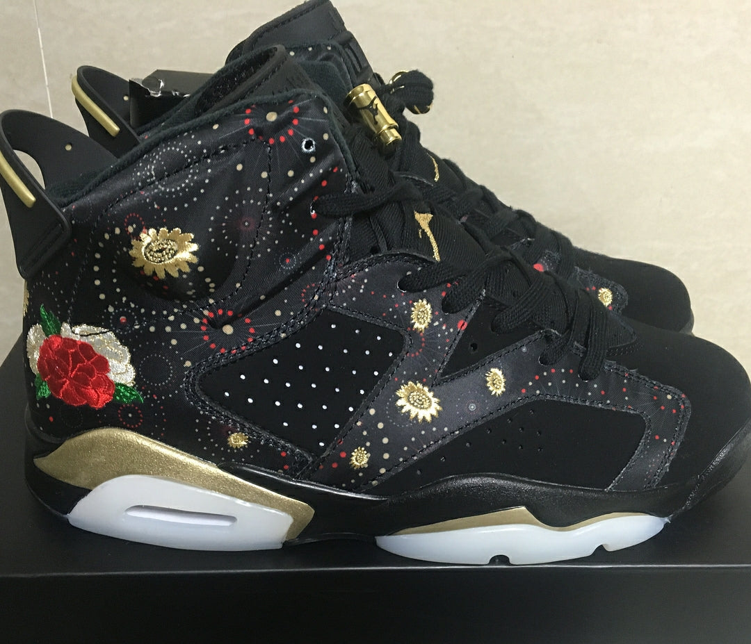 Jordan 6 Chinese New Year