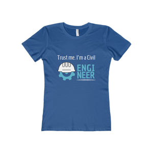 Civil Engineer Women's Tee - D & J Unlimited llc