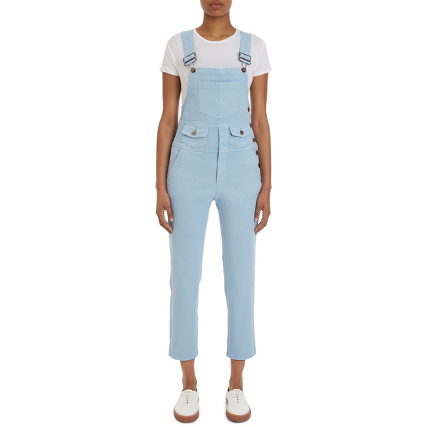 The Bobby Dungaree Light Blue