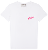 Memphis Boyfriend Tee Brilliant White