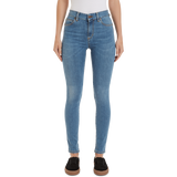 The Twig Skinny High-Rise Vintage Wash
