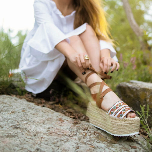 Sweet Pineapple | Albas Espadrilles