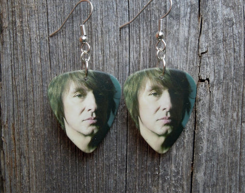 Richie Sambora of Bon Jovi Guitar Pick Earrings