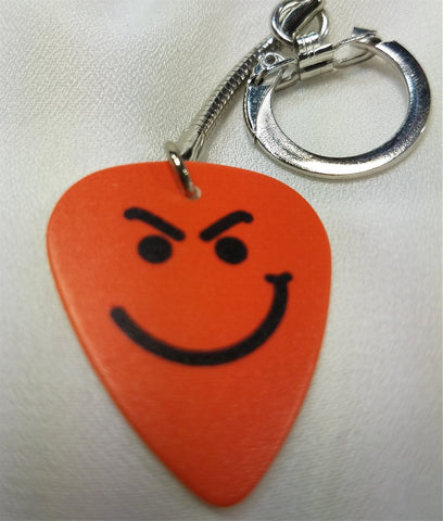 Bon Jovi Have A Nice Day Guitar Pick Keychain