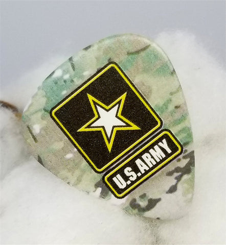 U.S. Army Guitar Pick Pin or Tie Tack