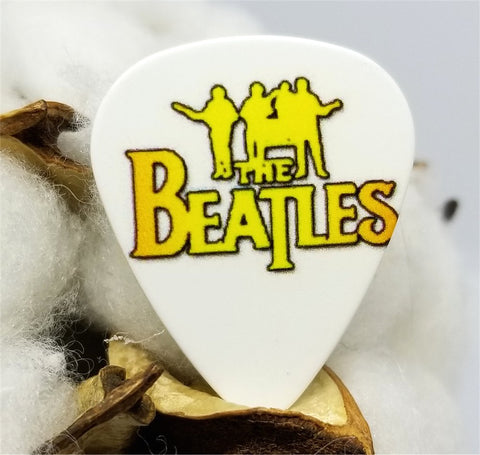 The Beatles Guitar Pick Pin or Tie Tack