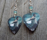 Daryl The Walking Dead Guitar Picks with Pacific Opal Swarovski Crystals