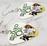 The Wizard of Oz Guitar Pick Earrings