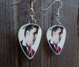Elvis Guitar Pick Earrings