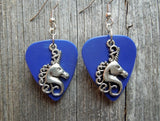 Unicorn Head Guitar Pick Earrings - Pick Your Color