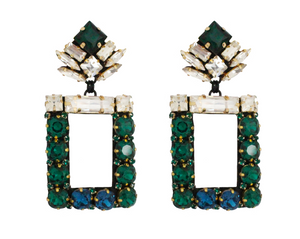 Dominique statement earrings