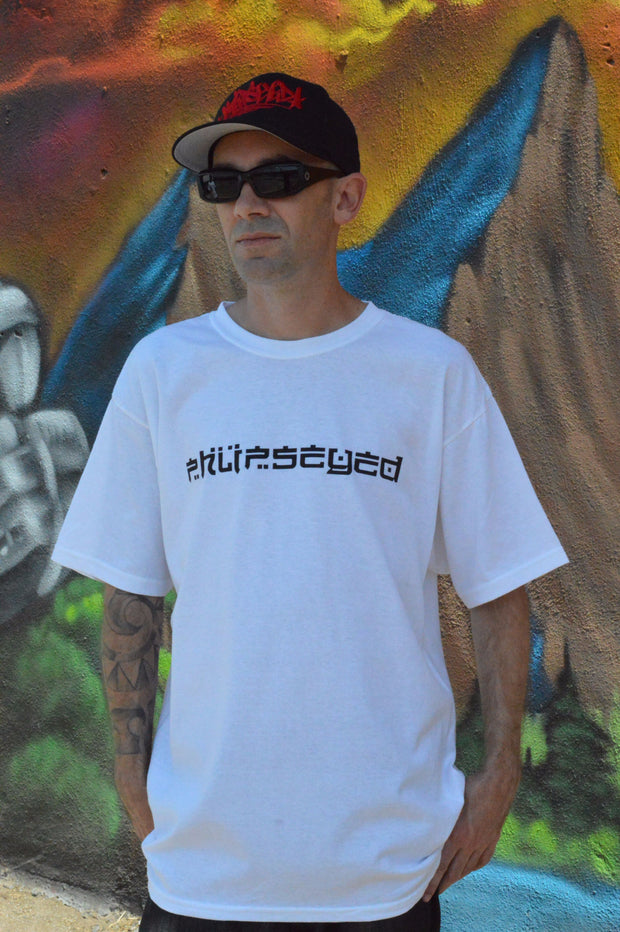 Phlipseyed Heki Tee / White