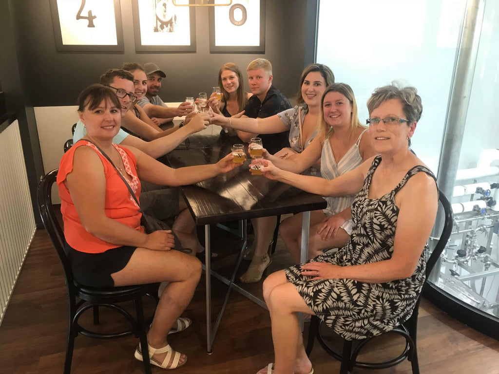 All New Brewery Tours a Hit