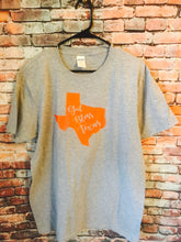 God Bless Texas unisex tshirt softstyle. 100% proceeds go to hurricane victims!! - Mavictoria Designs Hot Press Express