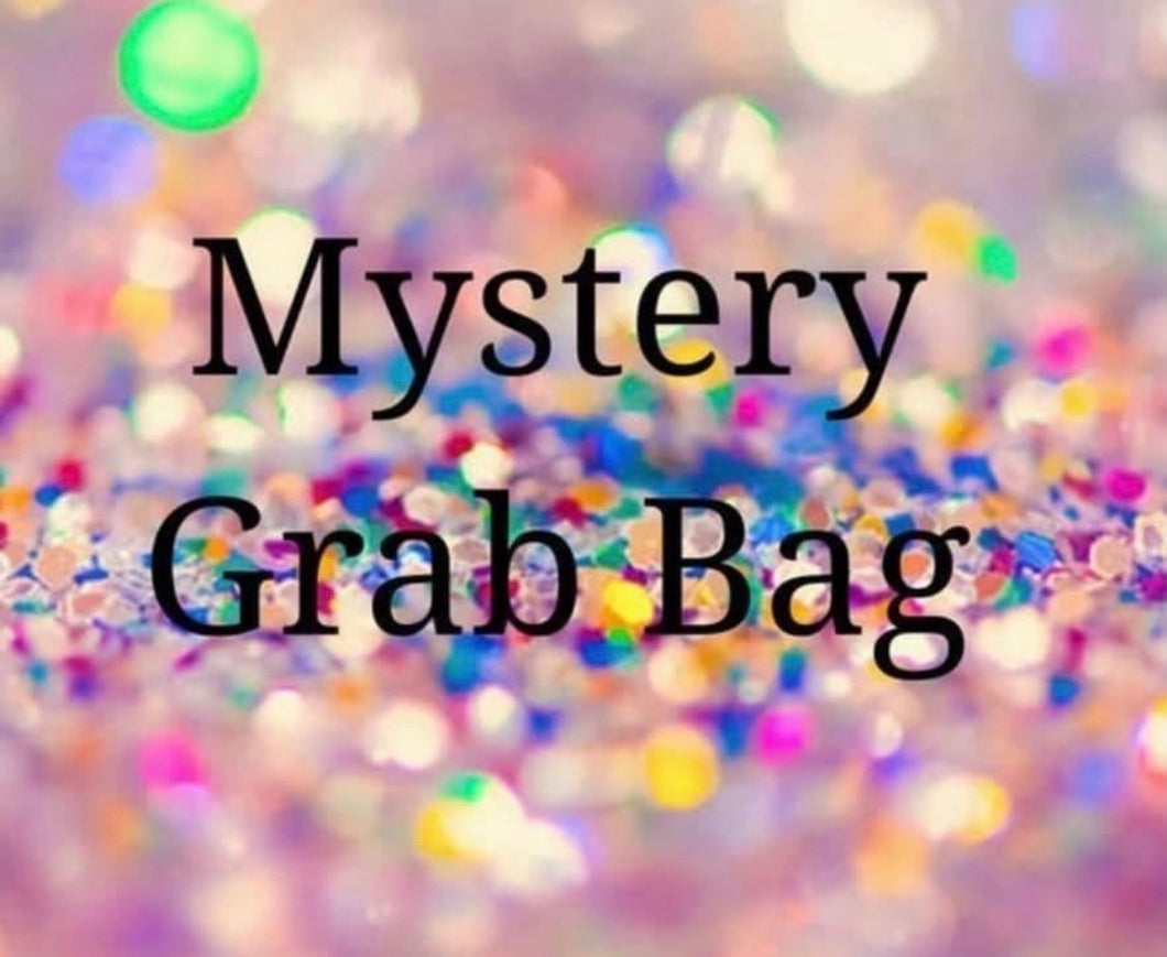 Kids Mystery grab bag merchandise , clothing, accessories and more over a $50 value for just $20! - Mavictoria Designs Hot Press Express