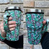 Lit Handlers Sloth Koozies - Mavictoria Designs Hot Press Express
