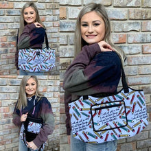 Lit Totes. Neoprene. Beach. Diaper Bag. Overnight Bag. Cooler. Sports. Anywhere Tote. - Mavictoria Designs Hot Press Express