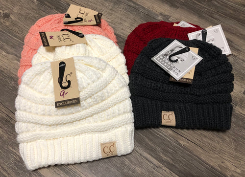 BABY & KIDS CC Beanies - Mavictoria Designs Hot Press Express
