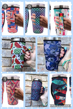 Lit Handlers Koozie Holders with Handle and Chapstick/Lighter Holder - Mavictoria Designs Hot Press Express