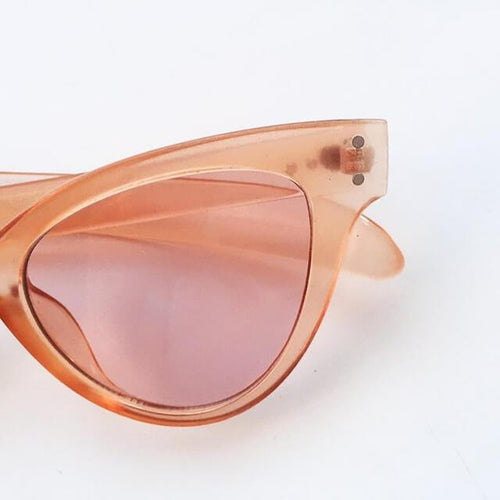 Cat Eye Candy Vintage Sunglasses