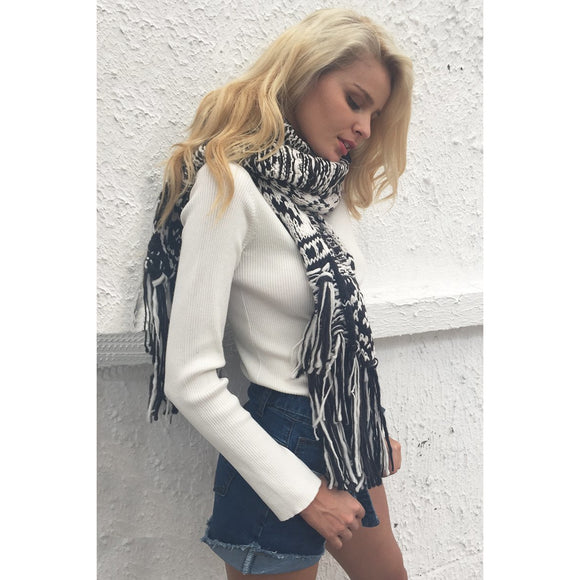 Long Scarf Wrap