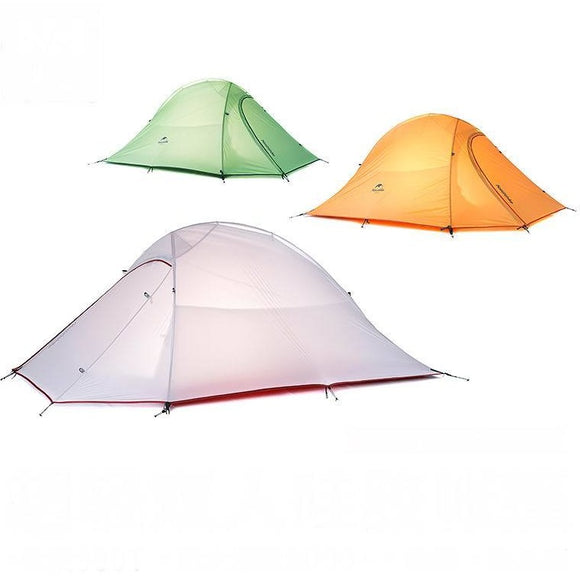 Ultralight 1-2 Person  Backpacking Tent Outdoors,  AAA Treasure  AAA Treasure-  AAA Treasure