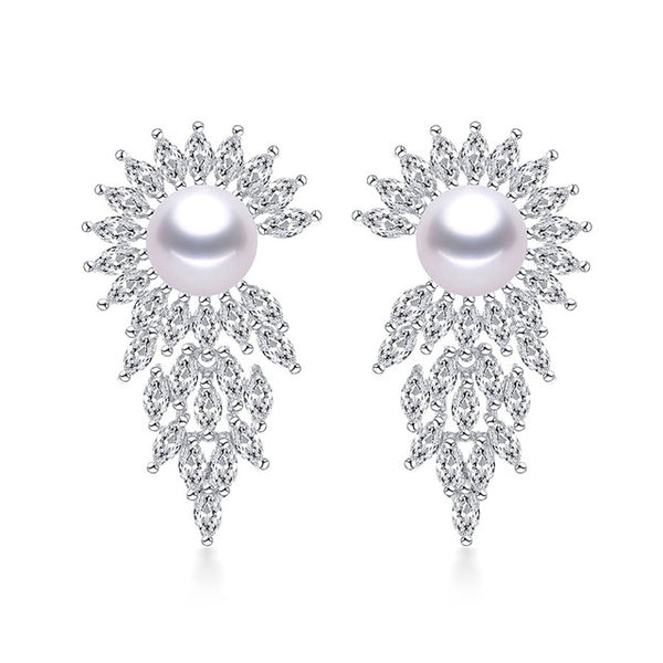 collections teardrop large aiche earring rg jacquie earrings drop diamond stud round