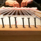 Lap Loom Tapestry Weaving