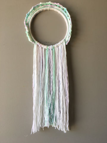 Unicorn Dream Hoop Hanging