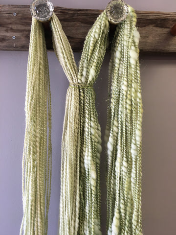Lime-Aid Duo Hand Spun