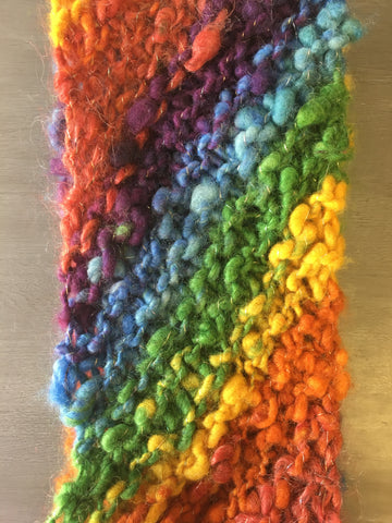 Rainbow Bright Scarf