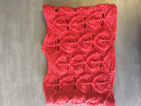 Bleeding Hearts Cowl