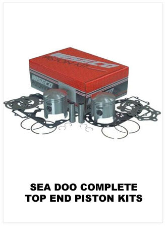 Sea Doo Wiseco Complete Top End Piston Kits
