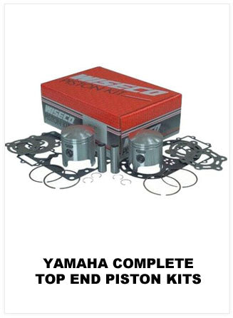 Yamaha Wiseco Complete Top End Piston Kits