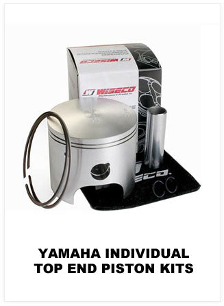 Yamaha Wiseco Individual Piston Kit