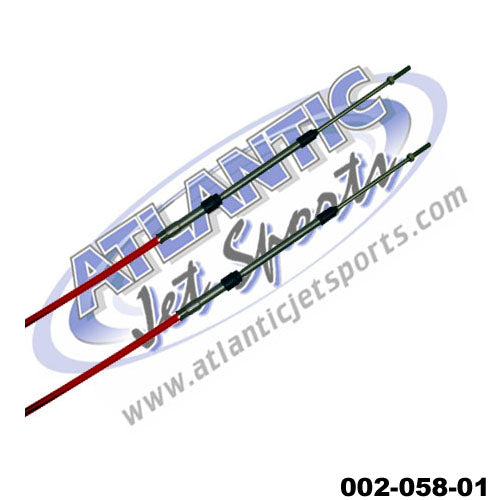 Yamaha WaveRaider 1100 '95-96 Steering Cable - 002-058-01
