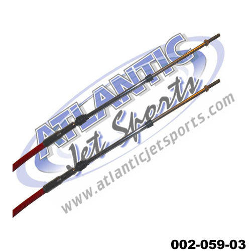 Yamaha SJ 701 '96-'05 Steering Cable - 002-059-03