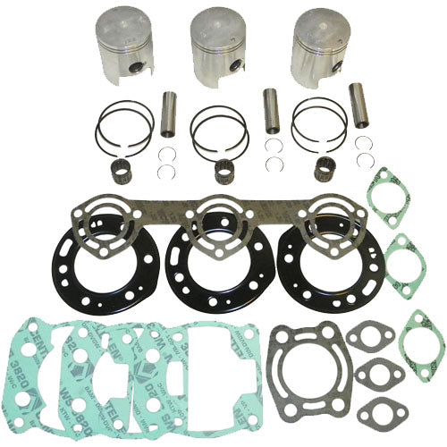 Polaris 750 (All) - WSM Original Series Piston Kit - 2-Stroke