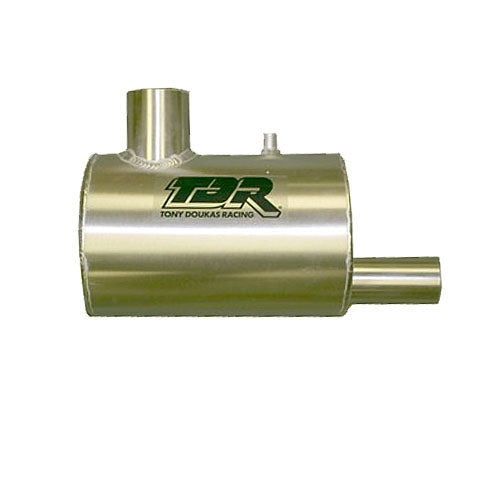 TDR Silencer Waterbox - Sea Doo XP 780, GSX 780, GTX 780 1997 1/2