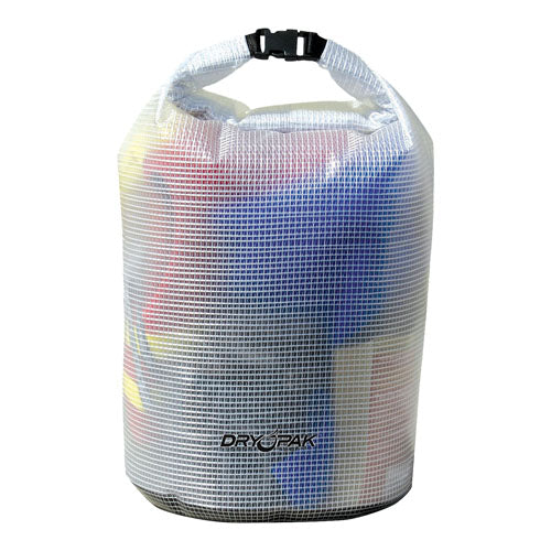 "Roll Top Dry Bag - Clear (11.5"" x 19"")"