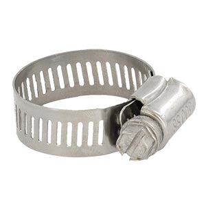 Stainless Steel Bilge Pump Hose Clamp