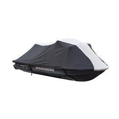 Sea-Doo RX / RX Di Cover '00-03 - Light Grey/Black