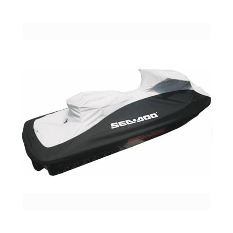 Sea-Doo GTI / GTI SE / WAKE 155 Cover - Light Grey/Black