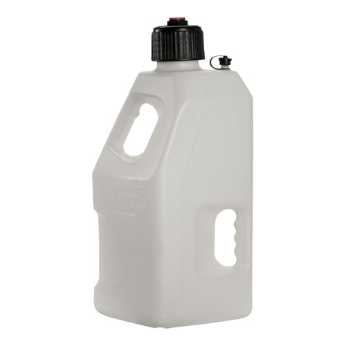 LC 5 Gallon Fuel Jug - White