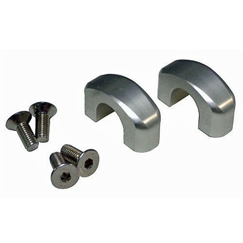 "7/8"" Handlebar Clamps with Bolts"