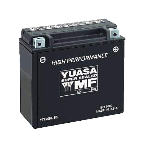 High Performance Sealed Battery